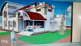 Design and building of low cost houses