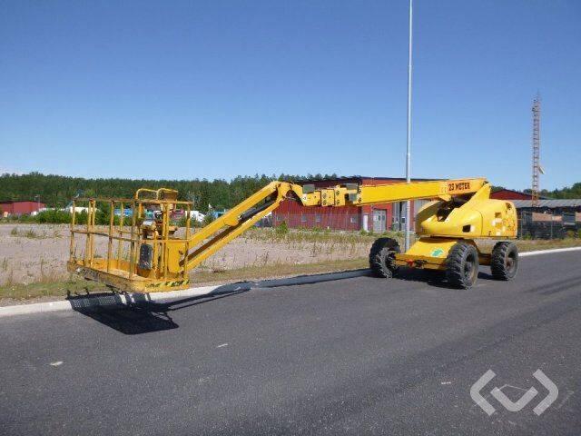 Haulotte H23 TPX beam lift - 03 - 2003