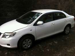 Toyota Axio hire purchase available