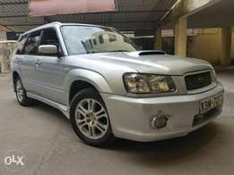 Subaru Forester Cross Sport