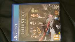 Ps4 injustice ultimate edition for sale