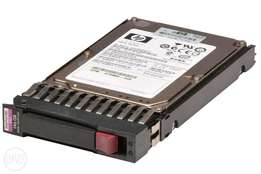 HP 146GB 10K SAS Hard Drive