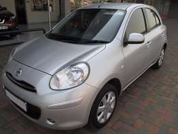 Nissan Micra for sale- 2012 Model
