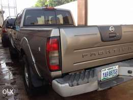 8 months used Nissan frontier