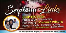 Graphic Design and General Printing