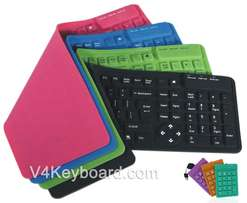 Flexible Keyboard Directly imported and other computer accessories.
