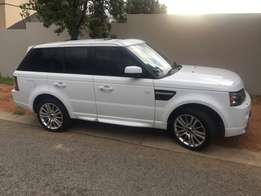 2013 Land Rover Range Rover SPORT HSE LUXURY 3.0D SUV for SALE