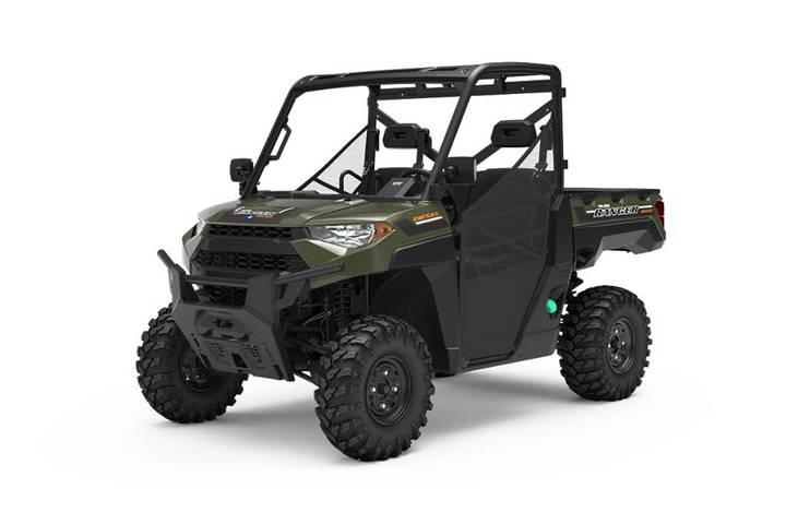 Polaris Ranger Diesel, Ny ! -19 - 2019