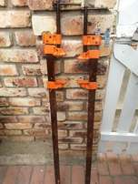 Clamps steel for Woodworking