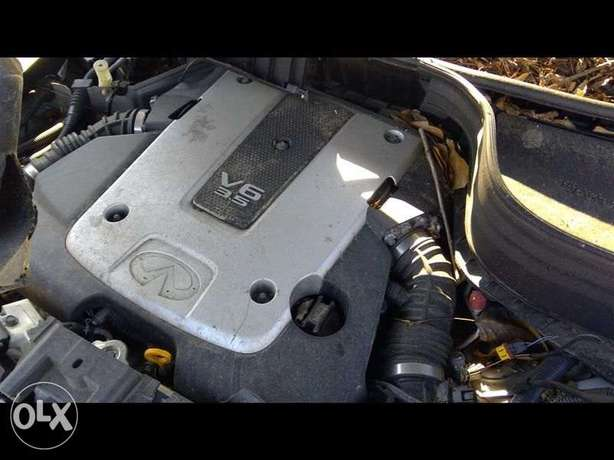 للبيع موتور 2008 Engine Assembly Infiniti EX35