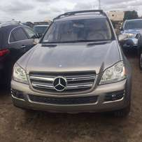 Mercedes Benz GL 450 for grabs