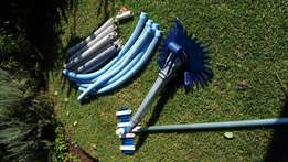 Pool Cleaner and accessories