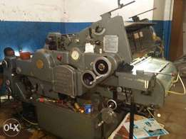 Affordable Single Color Heidelberg Offset Printing Machine