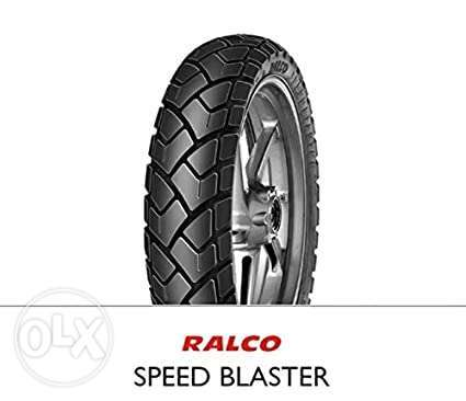 Ralco Speed Blaster Tires ( Pair of Front and Rear )