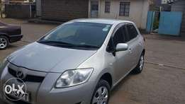 Toyota Auris Extremely clean with no dent,accident free,original paint