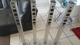 Sony Tall Surround Home Theater Speakers