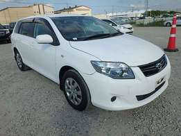 Toyota Fielder 2010/4, EXTREMELY LOW MILEAGE, Station Wagon