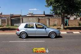 Golf 4 vr6 for sale 22000