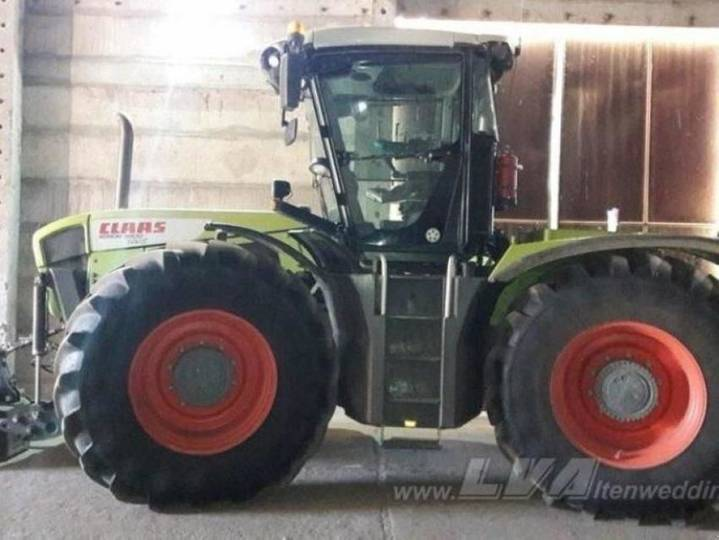 Claas xerion 3800 - 2009