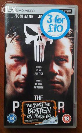 the punisher psp