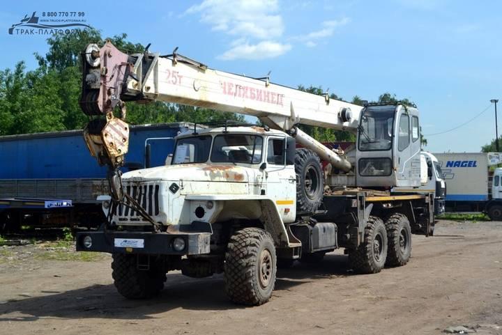 Ural 4320-1951-40 - 2011