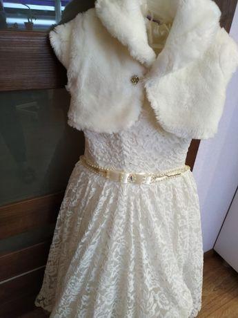 f0b75be6dbbb77 Плаття бальне на випускний в садочок, плаття на причастя Тернопіль -  зображення 4