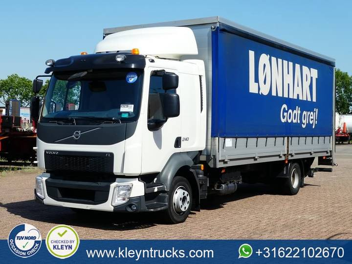 Volvo FL 240.12 1x bed euro 6 lift - 2014