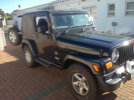 2006 Jeep Wrangler 4.0L 6 Speed Sahara Edition