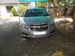 Chev Cruze 2012 with only 135000km well managed,neat with service book