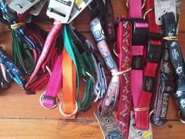 collars, leads, harnesses,Rogz (all new)