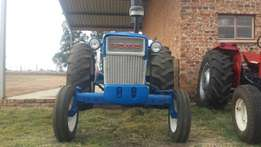 Beautifully restored Ford 4000 56hp tractor for sale