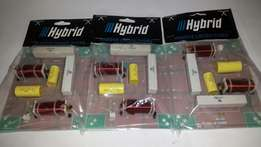 Hybrid crossover cards R190 Each