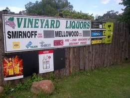 3 Liquor Stores for SALE IN KZN 1 in PMB and 2 in Port Edward
