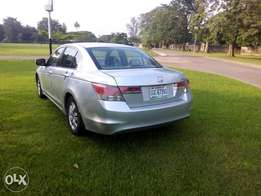 Silver 2010 Honda Accord