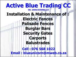 Electric Fence Installation & Repairs