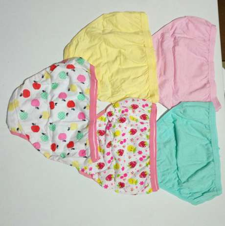 Girls Panties 5 Pack - Ages 3-12yrs South C - image 5