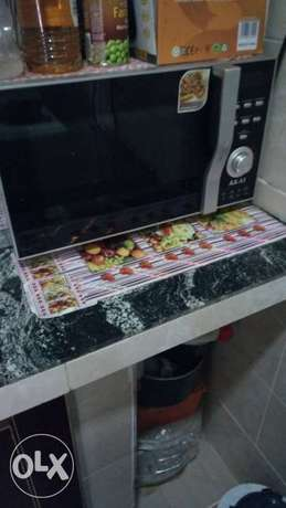 Akai digital microwave with grill Owerri-Municipal - image 1