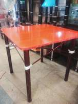 Reading table n wooden