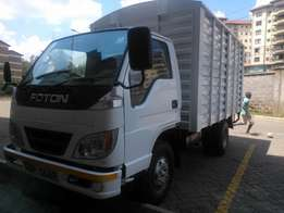 Foton Canter