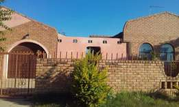 Mankweng unit C house you can have at a reasonable price.
