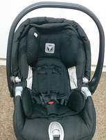 Peg Perego car seat and base