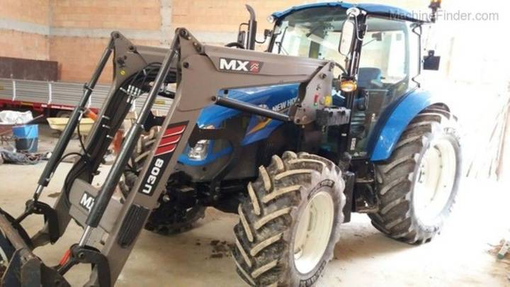 New Holland t 4.105 - 2015