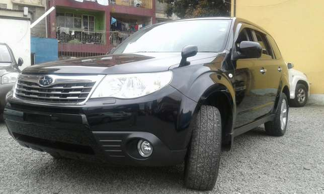 Subaru forester black beauty Makina - image 2