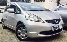 Honda Fit new shape 2010 kcm special offer 699,999/= deposit 105,000/=