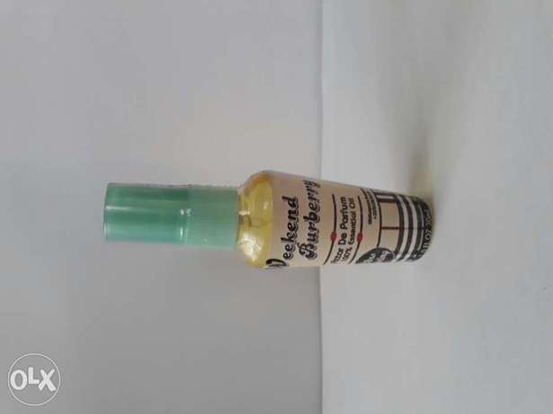Weekend Burberry oil perfume Aba - image 1