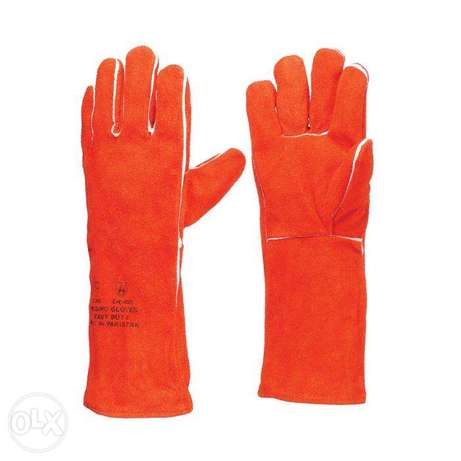 wElDErS gLOVeS: 16 IncHEs, wGr- AmsTroNG