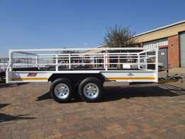 Brand new 2017 4m x 1.8m Utility's in stock. R33900