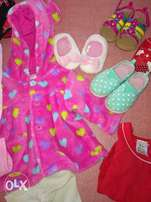 Baby clothes for sale (for a girl)