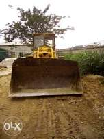 Cat 966 payloader machine