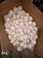 High qualit Garlic(Kitunguu saumu) for sale in large quantities.